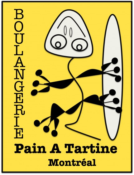 logo Pain a tartine