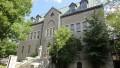 Ancienne école Plessis (Centre communautaire gais et lesbiennes de Montréal et autres groupes) : 2075, rue Plessis, 2012. Photo : Adèle Paul-Hus, Écomusée du fier monde