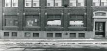 <b>La Maison du fier monde au 1930, rue Champlain, 1983.</b> Écomusée du fier monde