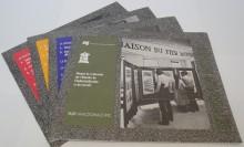 Exposer son histoire, 1990. Photo: Adèle Paul-Hus, Écomusée du fier monde