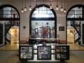 Hall d'accueil. Photo : Adèle Paul-Hus, Écomusée du fier monde
