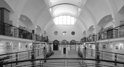 Salles d'exposition du musée. Photo : Écomusée du fier monde