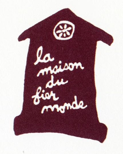 <b>Premier logo de La Maison du fier monde.</b> Écomusée du fier monde