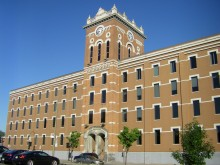 Macdonald Tobacco factory: 2455 East Ontario Street, 2012. Photo: Éric Giroux, Écomusée du fier monde