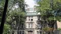 Presbytère adjacent à l'église du Sacré-Cœur-de-Jésus : 2000, rue Alexandre-DeSève, 2012. Photo : Adèle Paul-Hus, Écomusée du fier monde