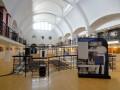 Salles d'exposition de l'Écomusée. Écomusée du fier monde