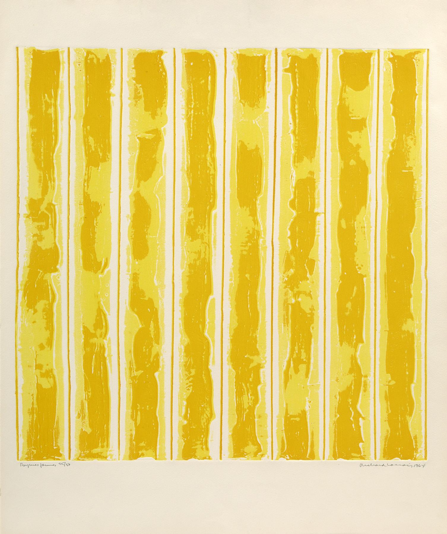 Lacroix_Rayures jaunes