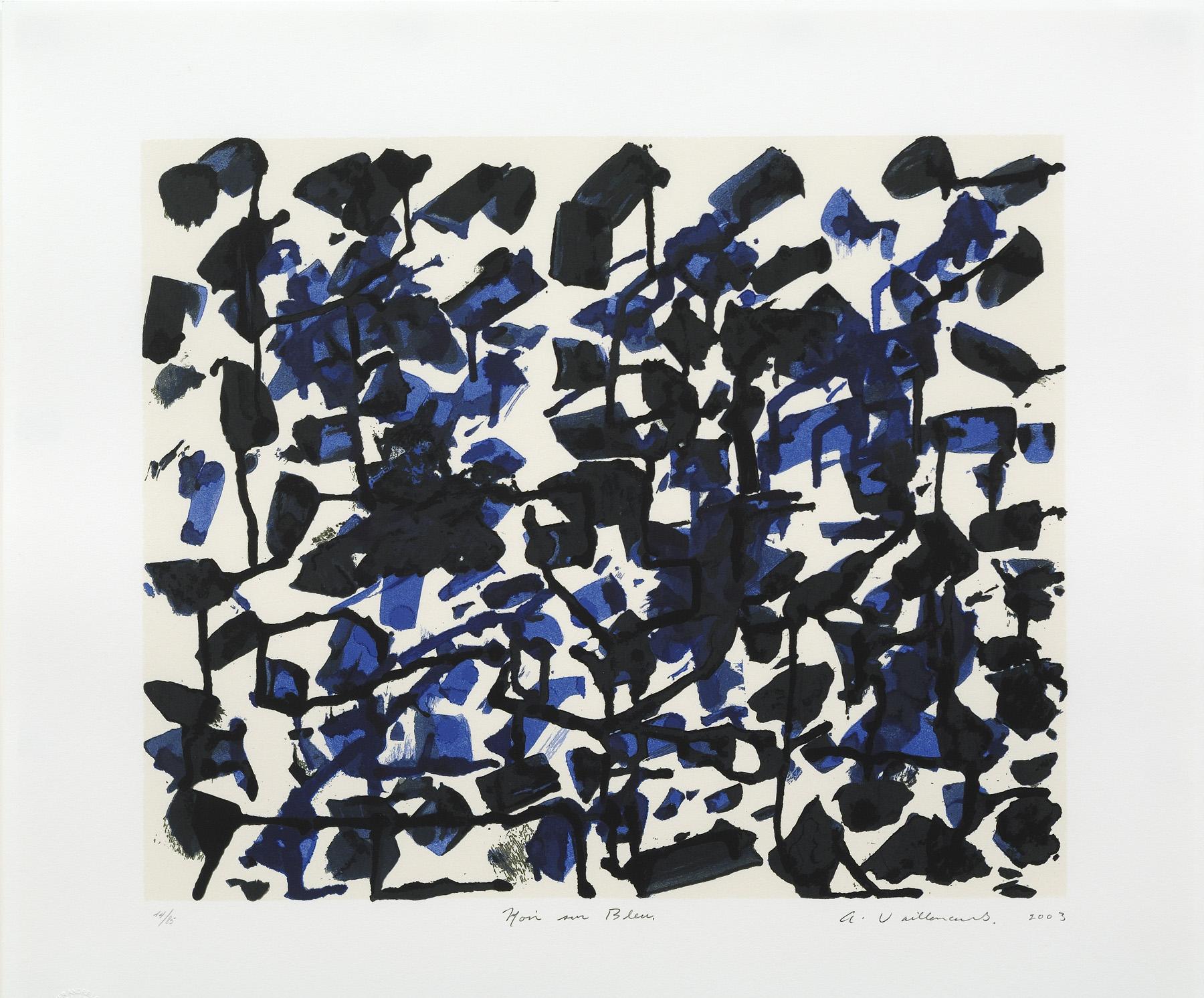 Vaillancourt_Noir sur Bleu