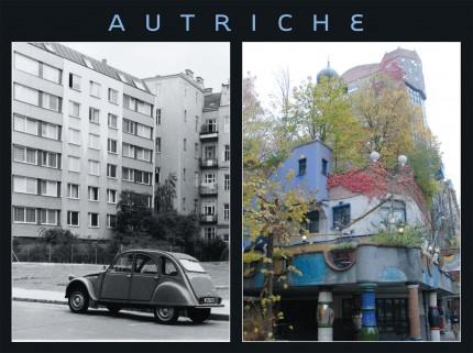 Carte postale Autriche_recto