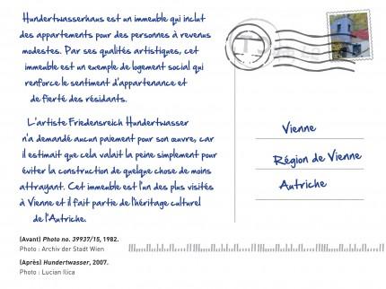 Carte postale Autriche_verso