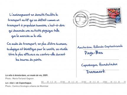 Carte postale Pays-Bas-Danemark_verso