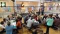 Charrette citoyenne - Abattons les murs! Une nouvelle architecture pour l'école publique, 9 février 2013. Photo : Maria Luisa Romano, Écomusée du fier monde