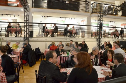 Événement De la taverne... au musée!, 2013. Photo : Marie-Claude Plasse, Écomusée du fier monde