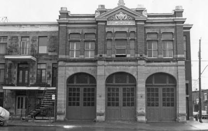 Barracks No. 19, Fullum Street, 1995. Écomusée du fier monde
