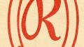 Logo de l'entreprise, vers 1965. Archives HEC Montréal, Fonds Alphonse Raymond
