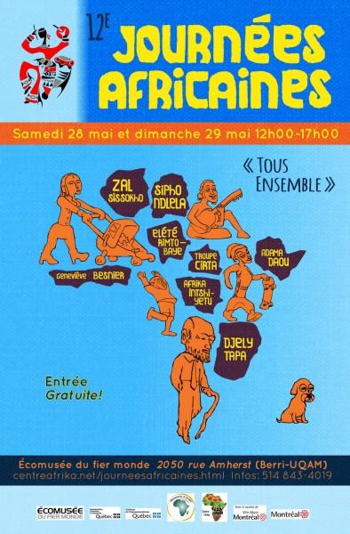Journées africaines 2016