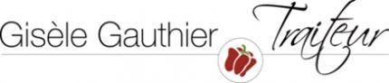 Logo Gisele Gauthier Traiteur