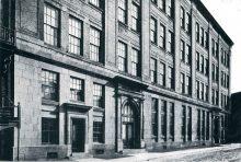 L'école Garneau, vers 1911