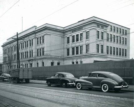 Gabriel-Souart / Garneau School, circa1940