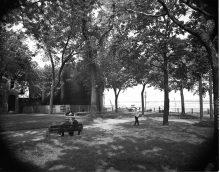 Parc Bellerive : Une vue imprenable sur le fleuve
