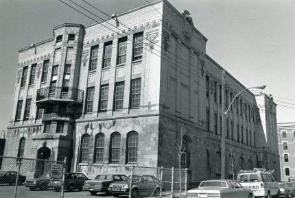 Gédéon-Ouimet Centre, circa 1990