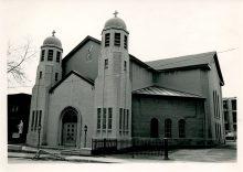 L'Église ukrainienne Saint-Michel-Archange