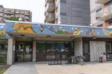 Centre communautaire et de loisirs Sainte-Catherine d'Alexandrie - Photo : Daphnée Bouchard