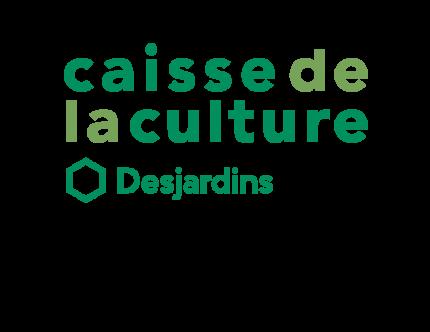 Caisse de la culture Desjardins - Logo
